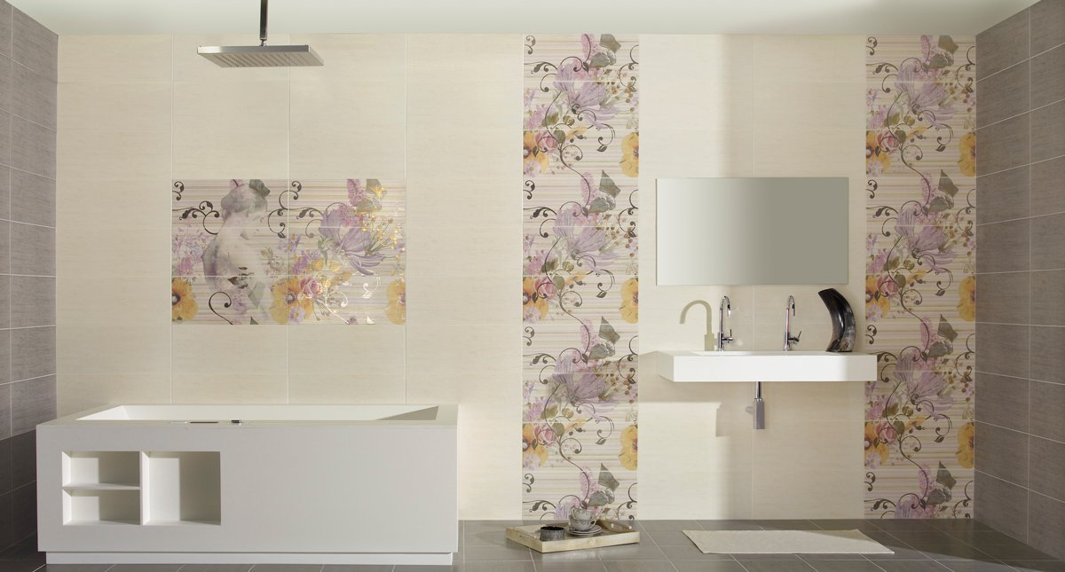 Paneles decorativos y revestimientos para paredes hoy for Muestrario de azulejos