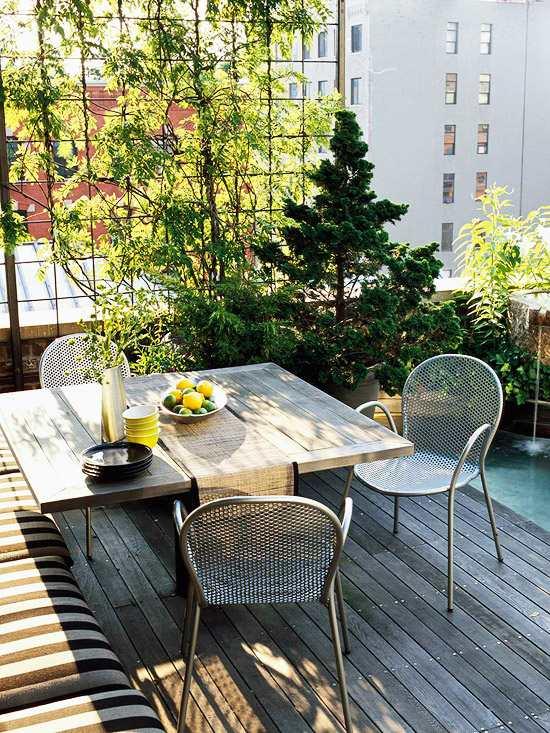 terrazas decoracion barata