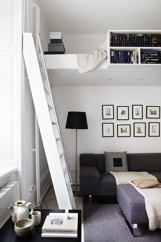 diseño interiores loft