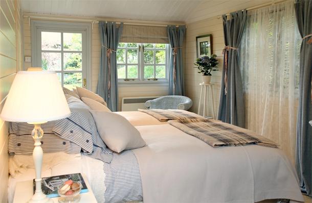 Cortinas para dormitorios vintange
