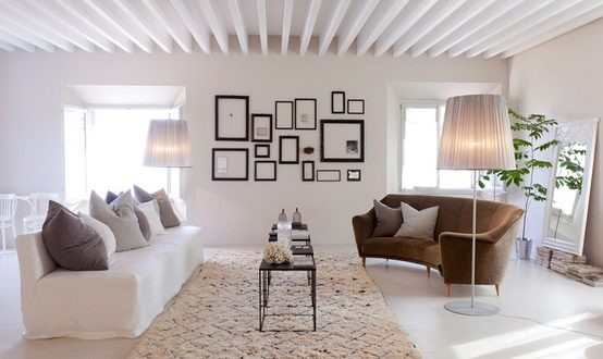 15 ideas para decorar interiores de casas hoy lowcost - Ideas para decorar entradas de casas ...