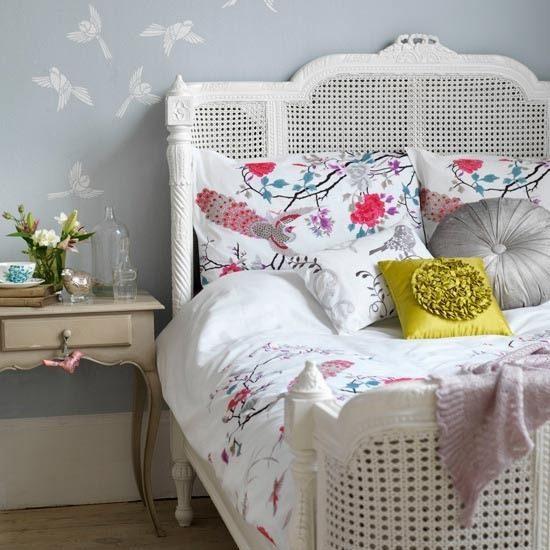 camas estilo vintange