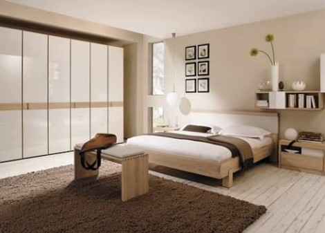 colores neutros dormitorios acogedores