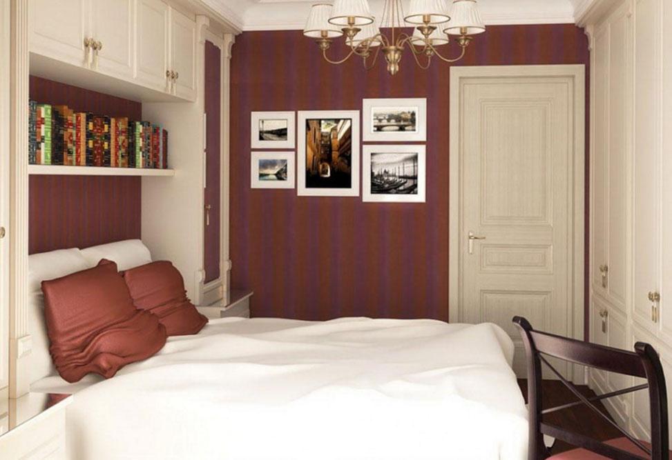 como decorar dormitorios acogedores pequeños