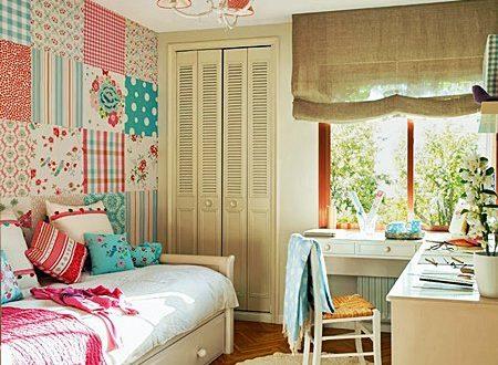 Como decorar habitaciones juveniles acogedoras hoy lowcost - Como decorar dormitorios juveniles ...