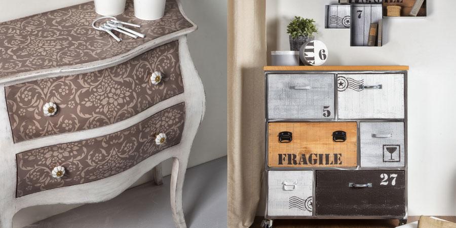 muebles decoracion comodas