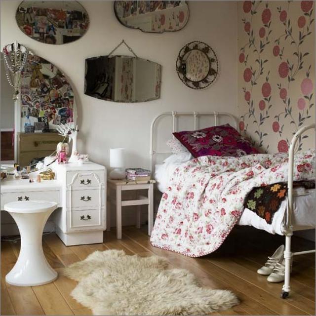 Dormitorios vintage cons guelos paso a paso hoylowcost Recamaras estilo vintage