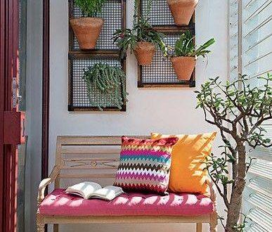 Decoracion terrazas con plantas hoy lowcost for Decoracion de terrazas con plantas