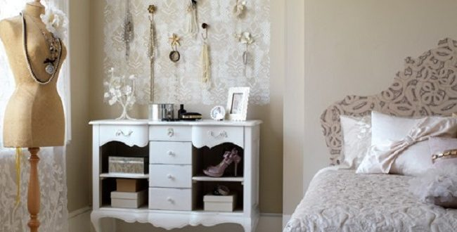 Dormitorios vintage. Consíguelos paso a paso