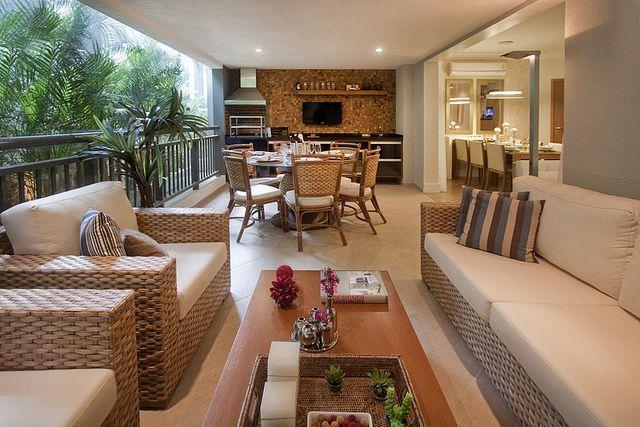 Como decorar una terraza con encanto hoy lowcost - Como decorar una terraza grande ...