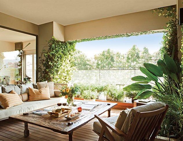 decoracion terrazas elegantes
