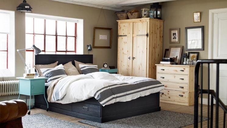 dormitorio acoger mezclando estilos