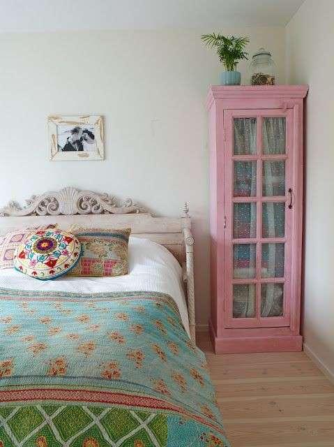 dormitorio chica vintange