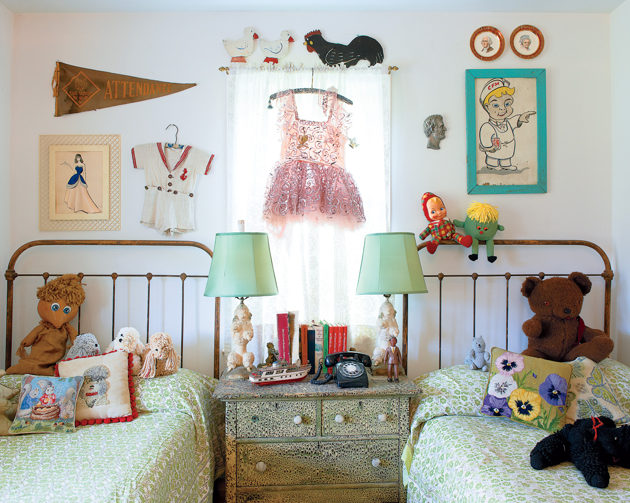 Dormitorios vintage cons guelos paso a paso hoylowcost - Ideas para decorar un dormitorio juvenil ...