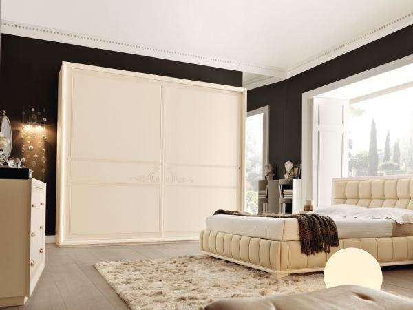 dormitorios acogedores blanco y negro