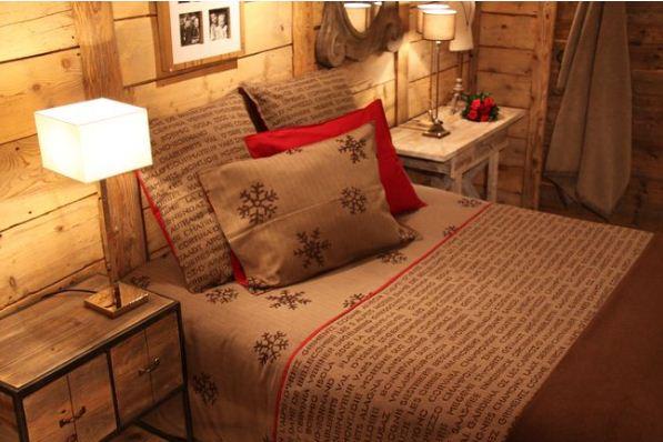 dormitorios acogedores en madera