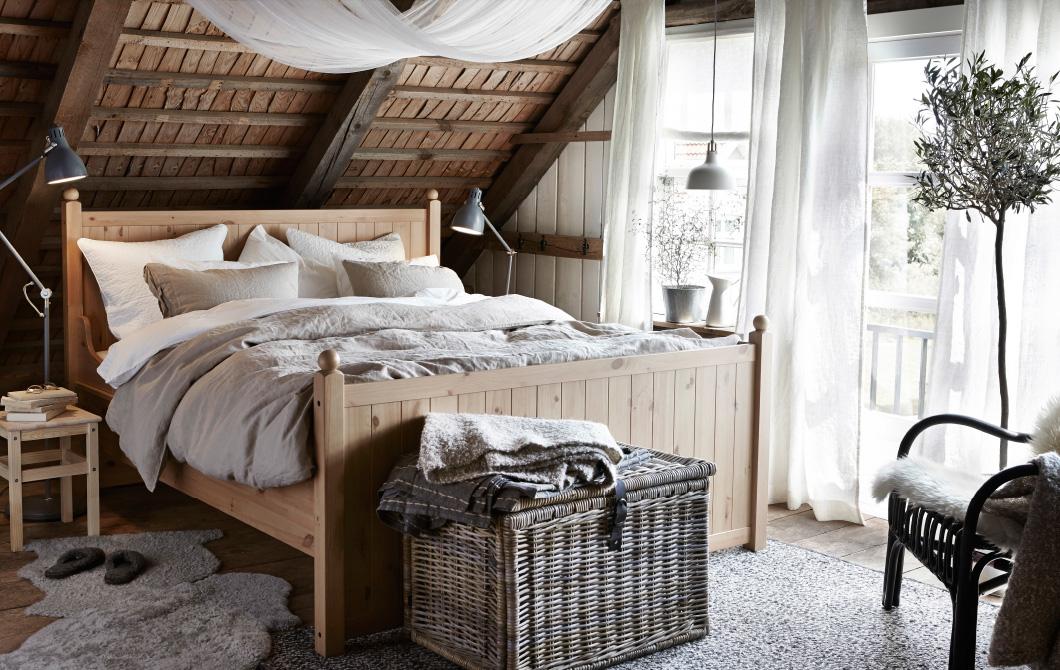 dormitorios acogedores ikea