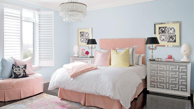 dormitorios acogedores para mujeres