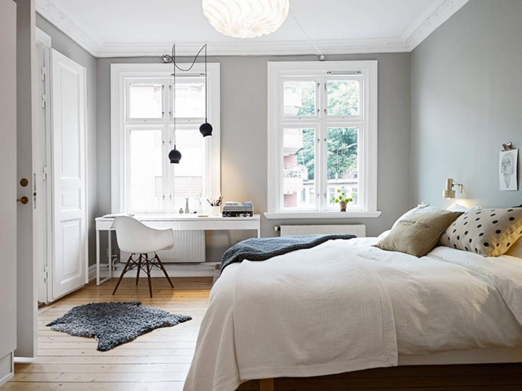 Dormitorios estilo nordico acogedores hoy lowcost for Dormitorio nordico