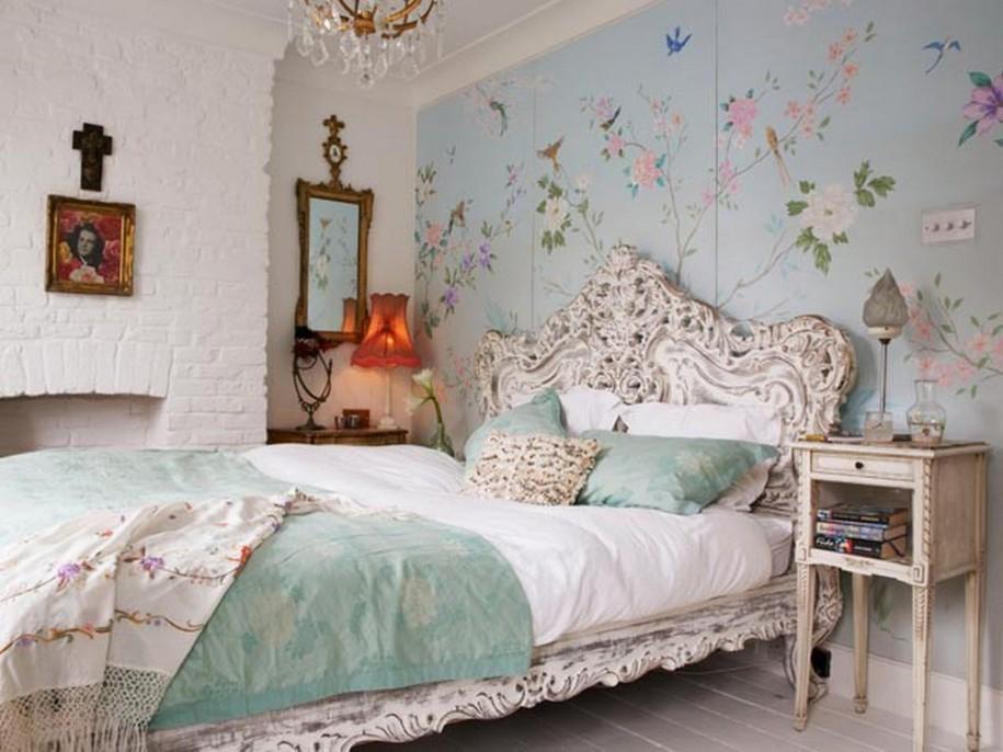 dormitorios-estilo-vintage
