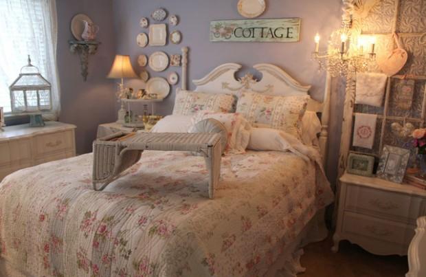 Dormitorios vintage cons guelos paso a paso hoylowcost - Dormitorio vintage chic ...