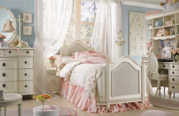 estilo vintage dormitorios