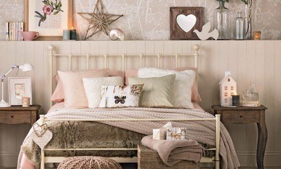 Dormitorios vintage modernos hoy lowcost - Dormitorios vintage modernos ...