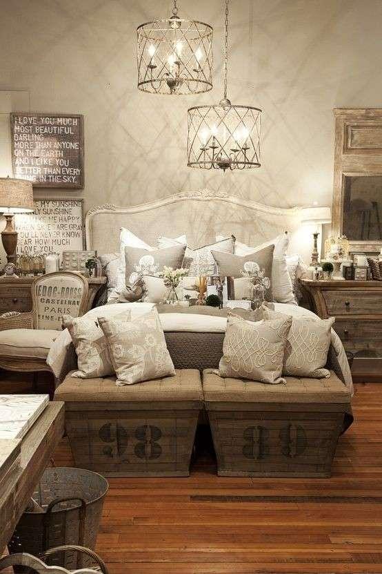 dormitorios vintange originales