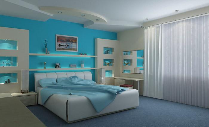 iluminacion acogedora dormitorios matrimonio