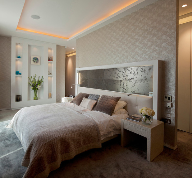 iluminacion inderecta dormitorios acogedores