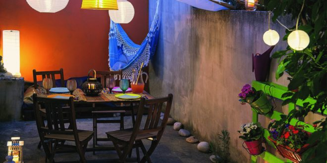 Como decorar una terraza con encanto