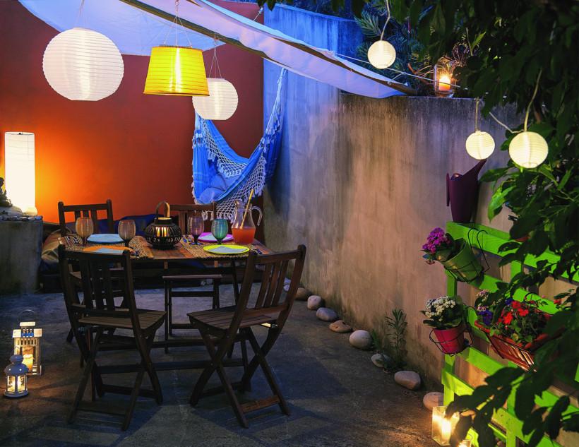 iluminacion para terrazas la importancia de la iluminacin