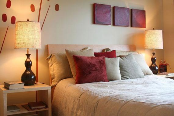lamparas sobremesa dormitorios acogedores