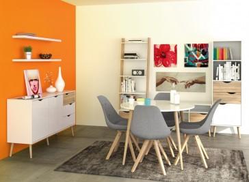 Muebles decoracion baratos pr cticos y funcionales hoy for Comedores modernos baratos
