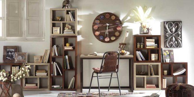 Muebles decoración baratos prácticos y funcionales