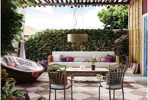 terrazas decoradas con encanto hoy lowcost