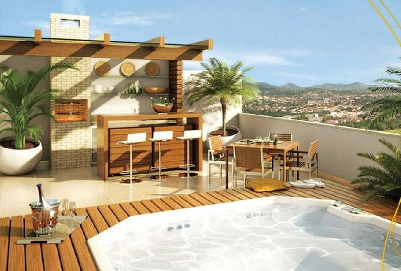 Como decorar una terraza con encanto hoy lowcost for Terrazas modernas fotos