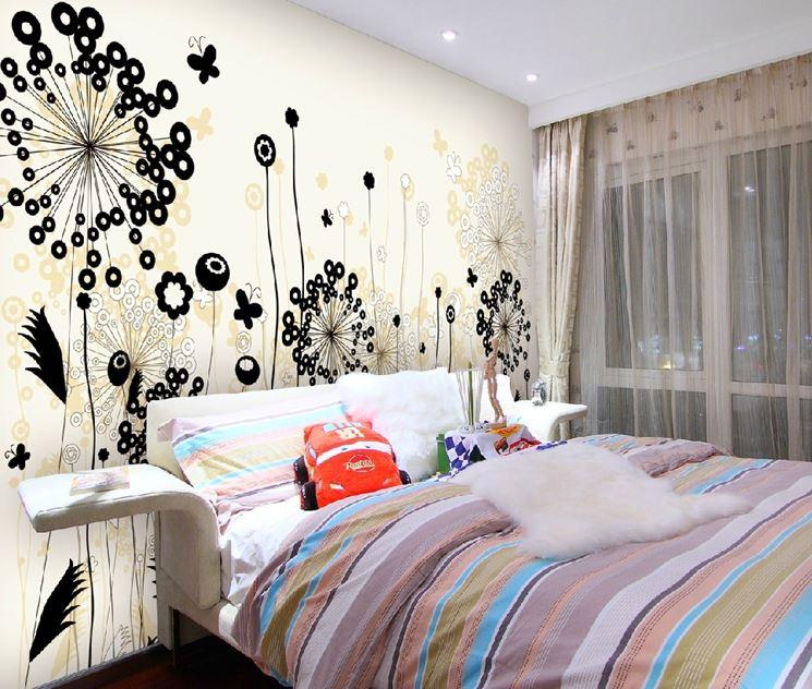 vinilos para dormitorios acogedores