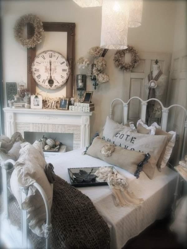 decoracion vintage dormitorios