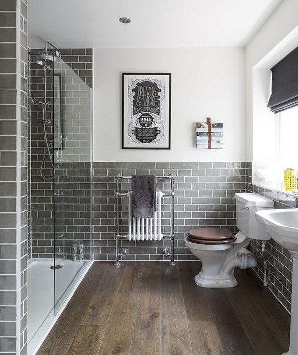Baño Rustico Moderno:baños-rusticos-modernos-e1467654935366jpg