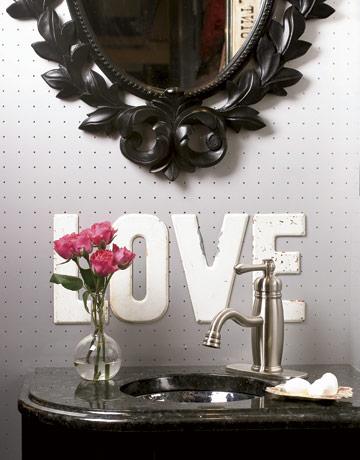 ideas baño rustico