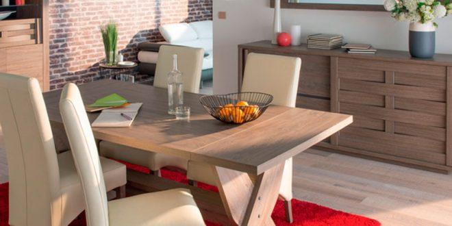 Muebles comedor modernos y baratos hoy lowcost for Comedores modernos economicos
