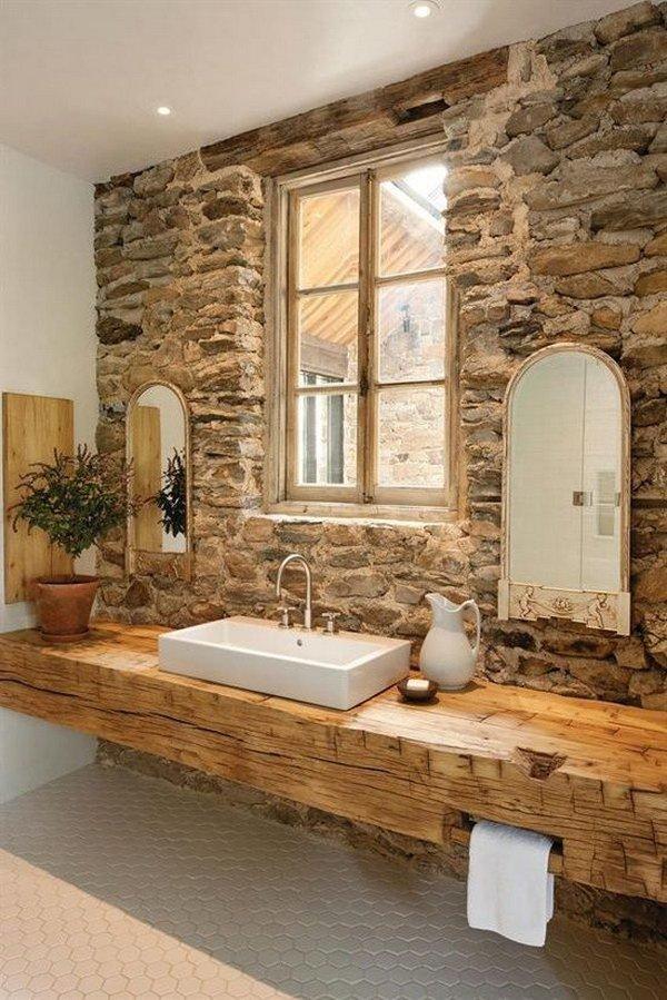 baños rusticos baratos