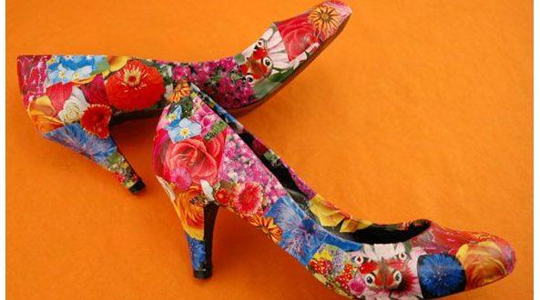 El papel decoupage. Los mejores productos para la técnica de moda
