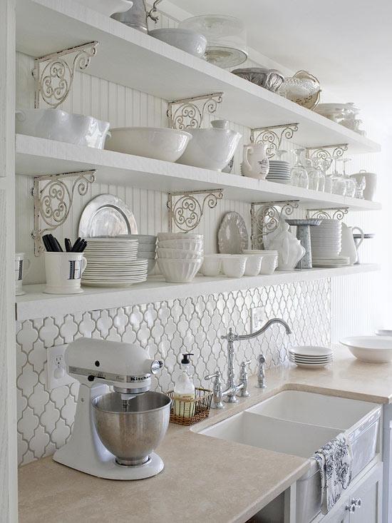 diseño vintage cocina