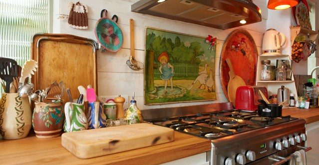 Decoracion cocinas vintage hoy lowcost - Decoracion vintage barata ...