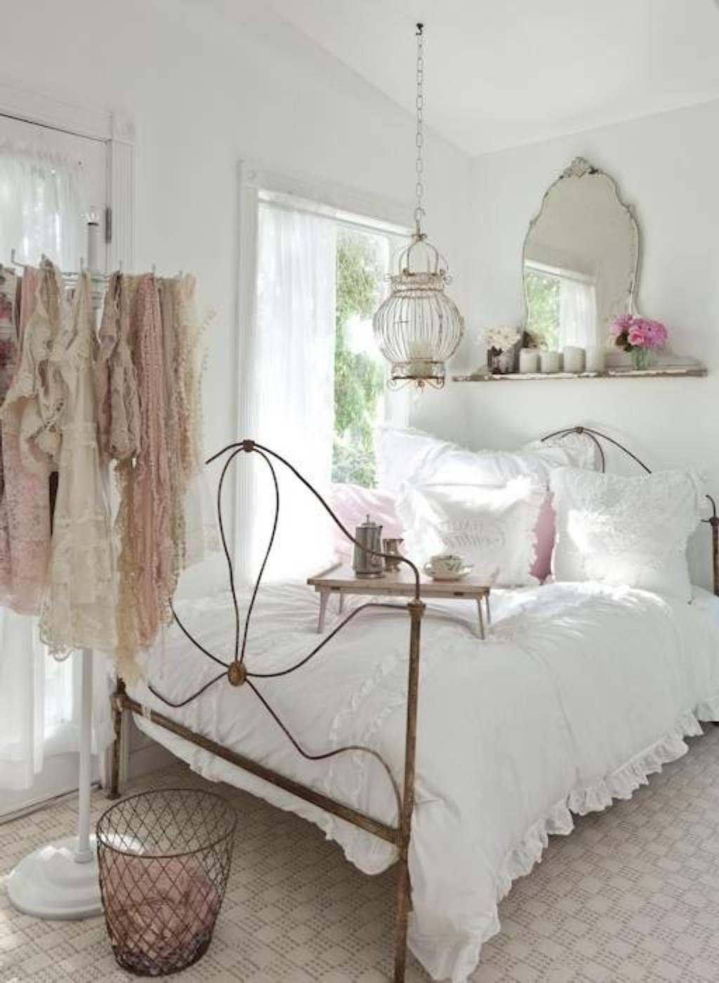 dormitorio vintage low cost