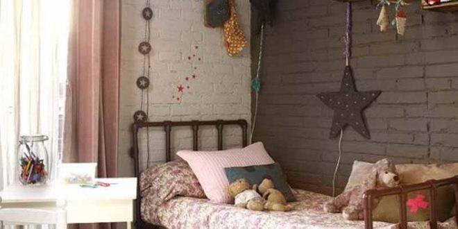 Dormitorios infantiles vintage industrial hoy lowcost - Decoracion vintage barata ...