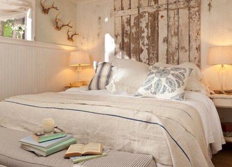 Dormitorios vintage palets hoy lowcost - Dormitorios infantiles vintage ...