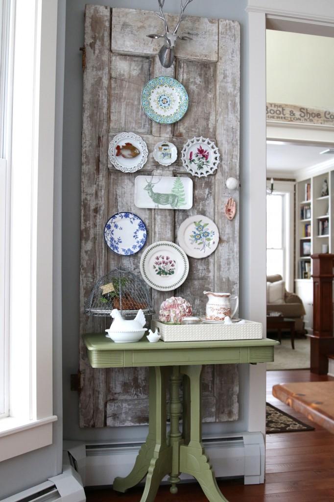decoracion vintage